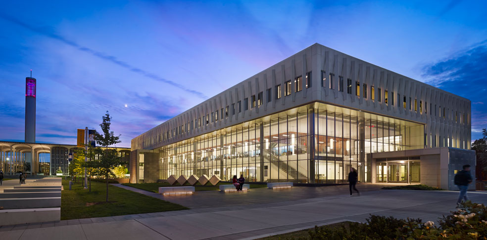 SUNY Albany New School of Business
