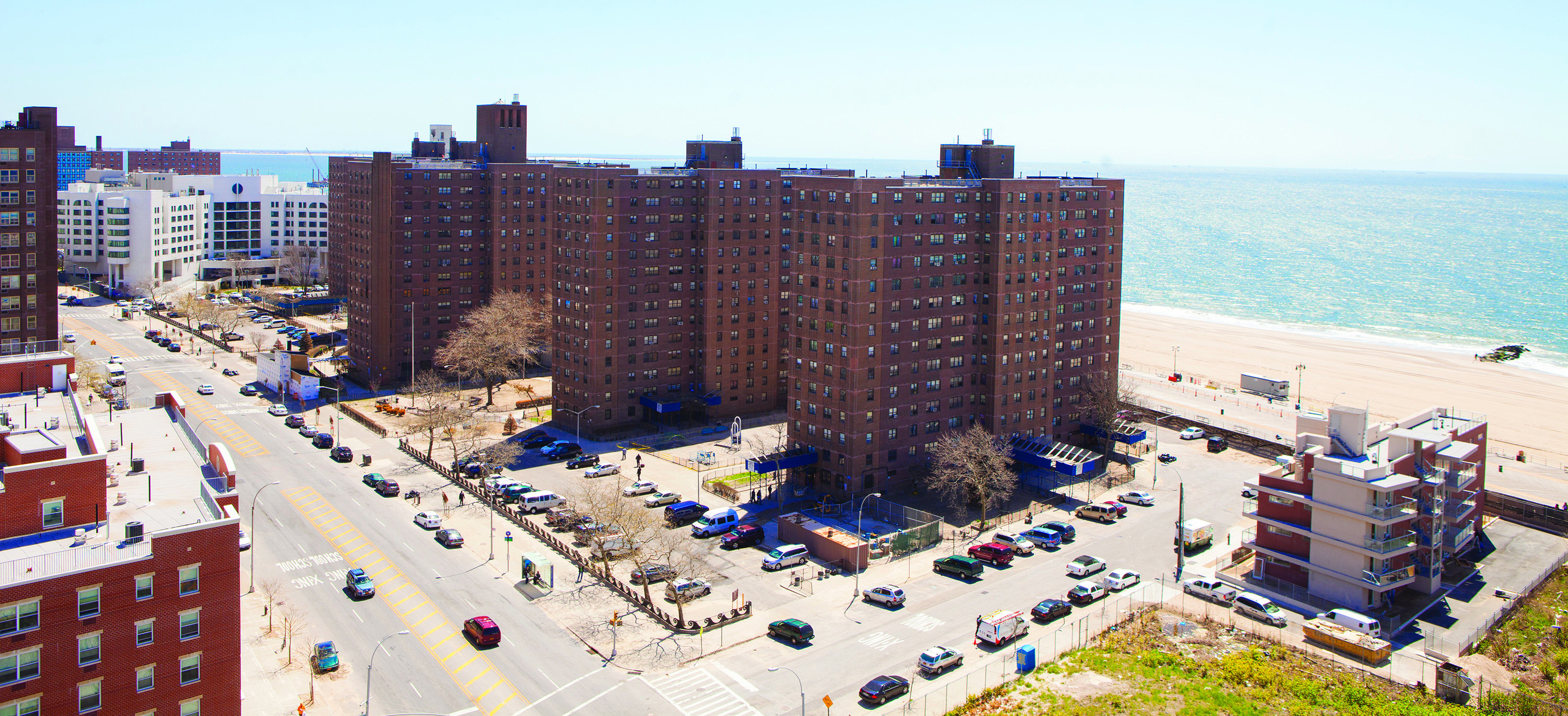 NYCHA Sandy Resiliency and Renewal at Coney Island