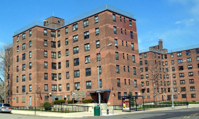 NYCHA Sandy Recovery Program Category III Projects