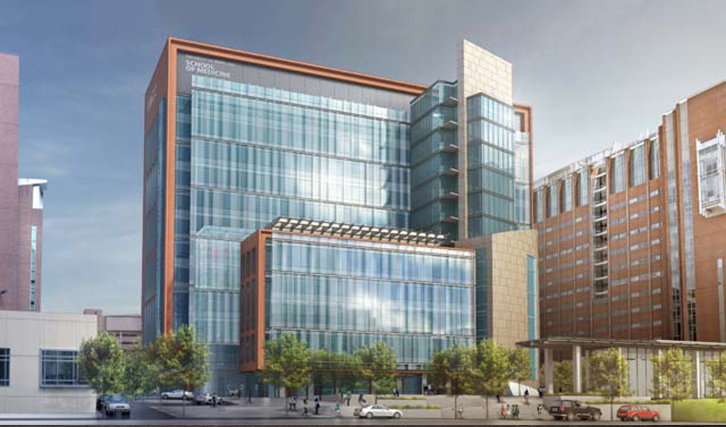 University of Maryland Baltimore Health Science Facility Phase III